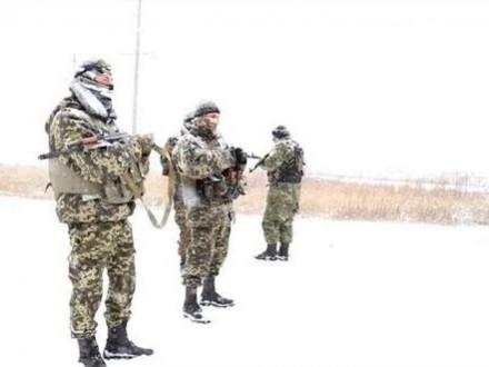 Прес-центр АТО: Задобу бойовики 10 раз обстріляли українські позиції