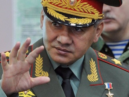 Росія сформує три нові дивізії назахідному напрямку— Шойгу