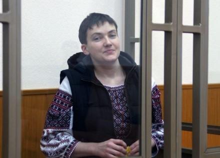 Справа Савченко: усуді назвали підозрюваних увикраденні