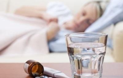ВУкраїні від грипу померли вже 46 людей