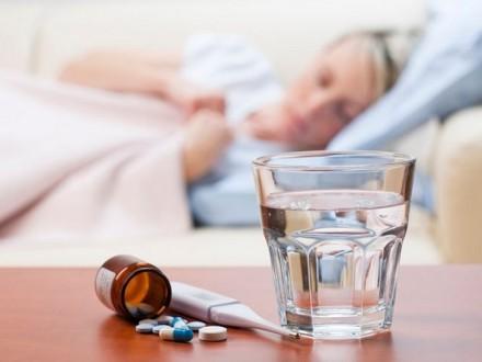 Від грипу в Україні померло 155 осіб