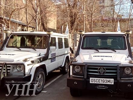 ЕС сказал 20 бронированных авто наДонбасс