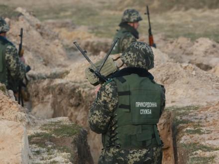 Пограничники не будут служить в зоне АТО