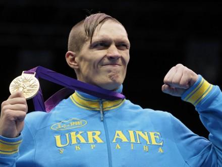 Усик выступил против участия боксеров-профессионалов в Олимпийских играх