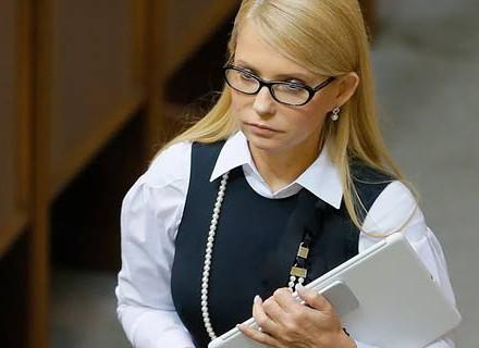 Тимошенко заявила про перехід вопозицію