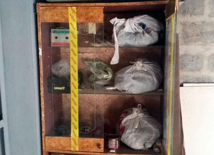 Два килограмма наркотиков изъяли краматорские полицейские