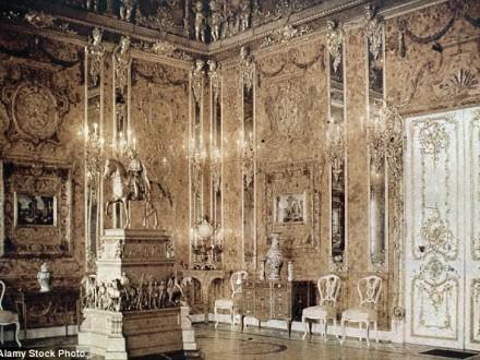 Польські вчені зрозуміли, де сховано Бурштинову кімнату