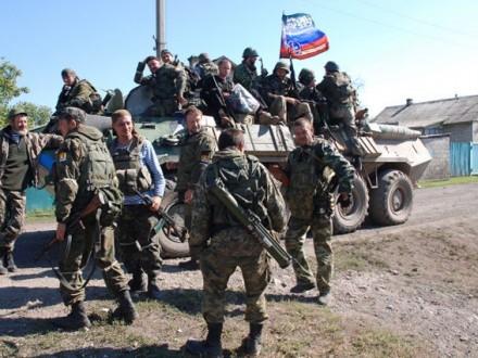 Розвідка: Узоні АТО бойовики підсилюють передові підрозділи надонецькому напрямку
