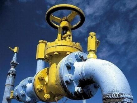 Украина увеличила запасы газа в ПХГ на 0,04% за сутки