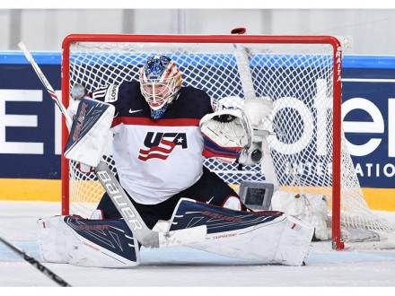 Сборная США стала последним участником четвертьфинала чемпионата мира по хоккею
