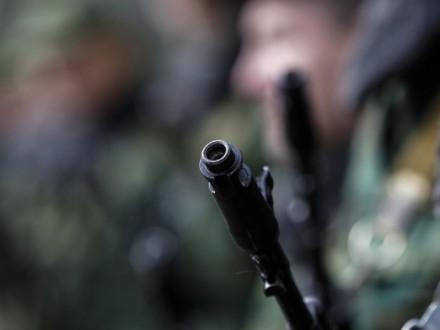 Засутки боевики 49 раз открывали огонь посилам АТО