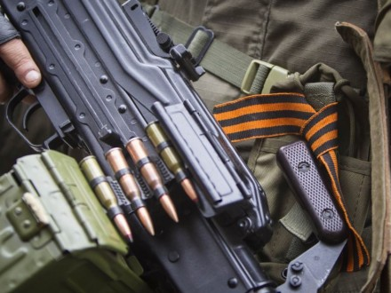 ВДонбассе получили ранения семеро военных— штаб