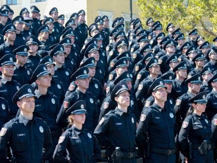 ВМВД озвучили будущие заработной платы  новых участковых полицейских иследователей
