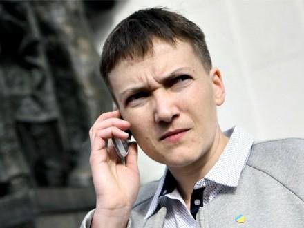 Савченко запланировала идти вногу сЕвропой