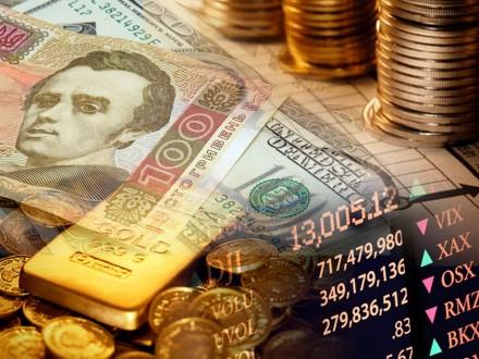НБУ установил официальный курс гривны на уровне 24,82 грн  долл