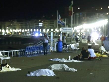 Опознаны 71 из84 тел жертв теракта вНицце