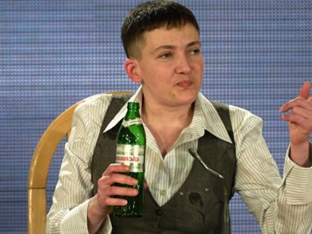 Н.Савченко пояснила, чому не відмовилась від звання Героя України