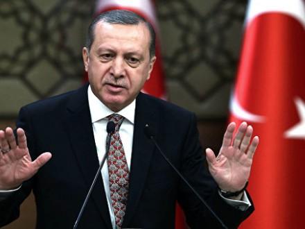 Эрдоган объявил , что отзовет все иски пооскорблениям в собственный  адрес