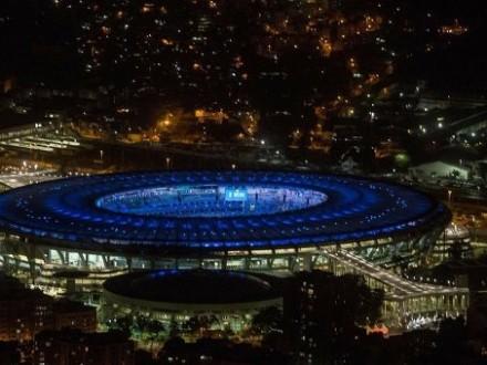 Состоялась церемония открытий Олимпийских игр вБразилии