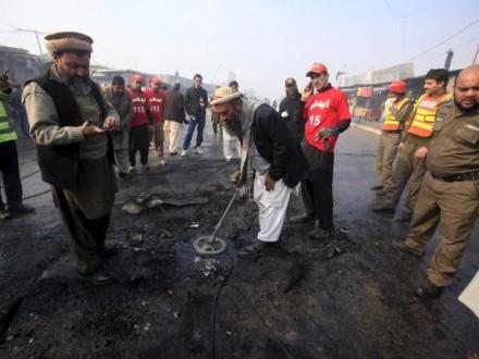 ИГИЛ взяло насебя ответственность завзрыв впакистанском госпитале