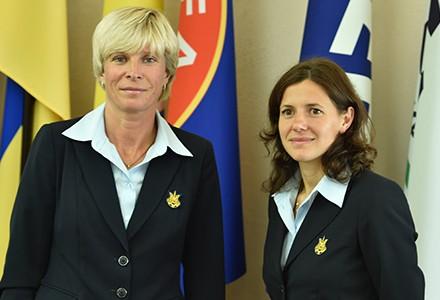 Украинские женщины-арбитры получили назначение на ¼ финала Олимпиады