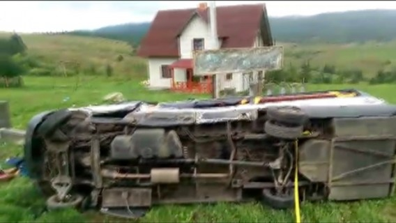 ВоЛьвовской области в 2-х больших ДТП погибли 4 человека