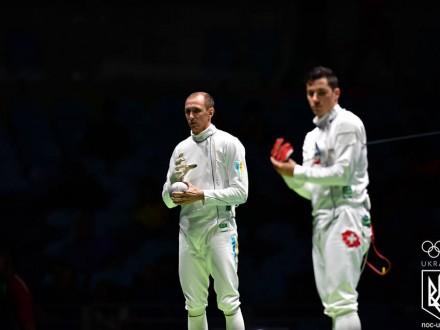 Украина разгромила Российскую Федерацию вфехтовании наОлимпиаде 2016