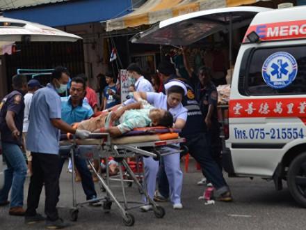 Милиция Таиланда установила виновных внападениях накурорты