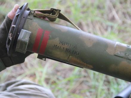 Под Пески иМарьинку боевикам изРФ завезли скоростные огнеметы