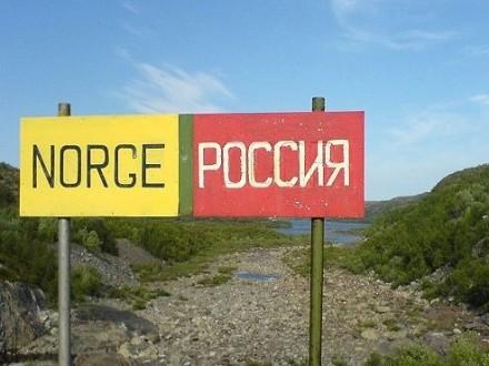 Норвегія почала будівництво стіни на кордоні з Росією