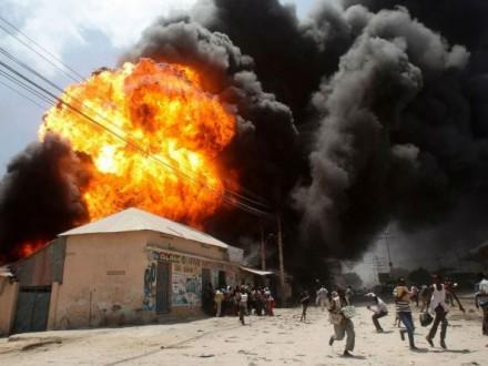 Боевики напали наресторан встолице Сомали