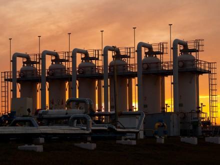 Украина накопила 12,4 млрд. кубометров газа