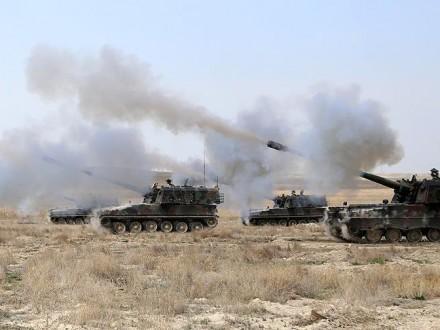Защитники прав человека: В итоге турецких ударов поСирии погибли 35 мирных жителей