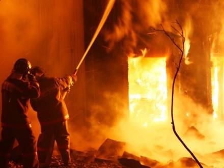 ВРовенской области врезультате пожара погибли двое детей