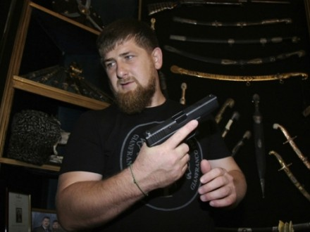 Вовсей Чечне объявлен режимЧС