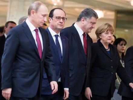 Песков овстрече В.Путина сМеркель иОлландом наG20
