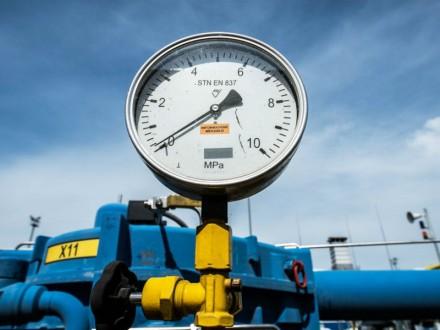 Кабмин создаст запас газа в17 млрд куб. мкотопительному сезону