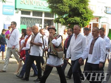 Гуцульські трембітарі встановили новий національний рекорд України