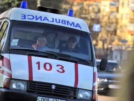 Главы города Житомира госпитализировали нафинише космического полумарафона