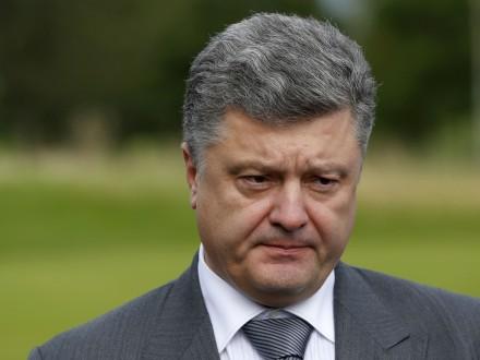 П.Порошенко: вопрос Крыма закрыт еще в1954 и1991 годах
