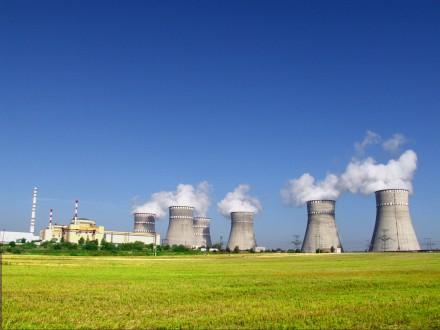 Украинские АЭС резко сократили выработку электрической энергии