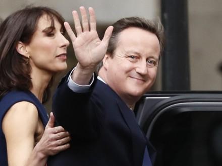 Прошлый премьер Англии Кэмерон принял решение покинуть парламент