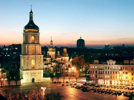 Киевляне пережили самую теплую ночь вистории наблюдений
