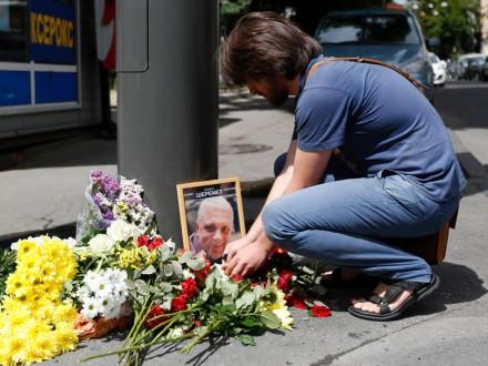 Поделу убийства Шеремета серьезного прорыва нет— Деканоидзе
