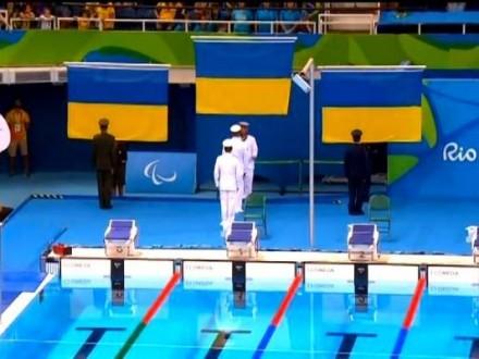 Украинская сборная привезла сПаралимпиады неменее сотни рекордов