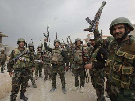 Сирийская армия сообщила озавершении перемирия