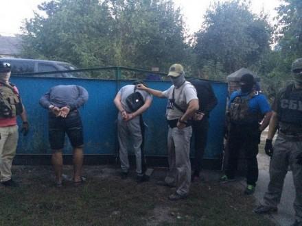 На Вінниччині правоохоронці ліквідували угруповання рекетирів