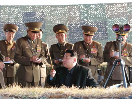 США иЮжная Корея будут упражнять удары поядерным объектам КНДР