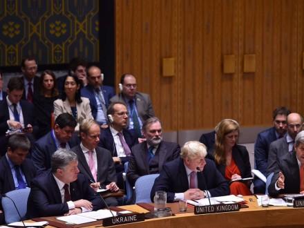 Украина настрадалась: Порошенко объявил онеобходимости реформы Совбеза ООН
