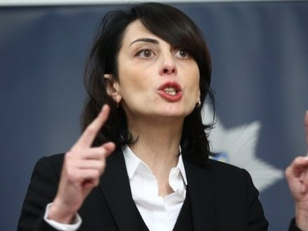 Нацполиция недоукомплектована на23% - Деканоидзе